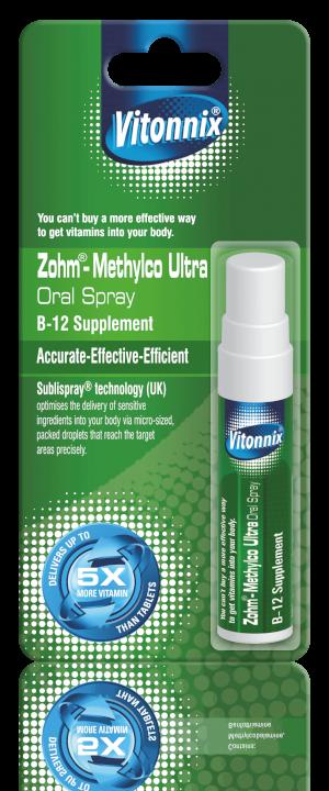 Zohm®-Methylco Ultra